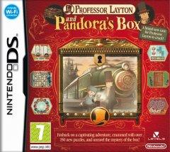 Professor Layton And Pandora's Box (EU)