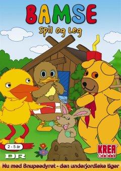 Bamse: Spil Og Leg (EU)