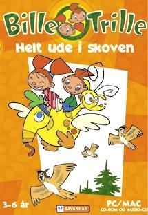 Bille & Trille: Helt Ude I Skoven (EU)