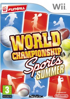 World Championship Summer Sports 2009 (EU)