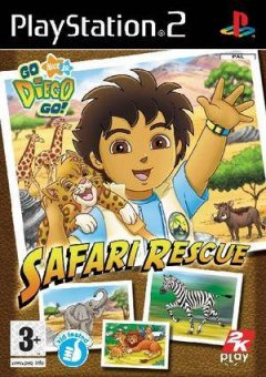 Go, Diego, Go!: Safari Rescue (EU)