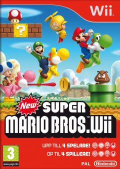New Super Mario Bros. Wii (EU)