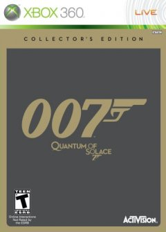 <a href='http://www.playright.dk/info/titel/007-quantum-of-solace'>007: Quantum Of Solace [Collector's Edition]</a> &nbsp;  15/30