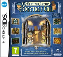 Professor Layton And The Last Specter (EU)