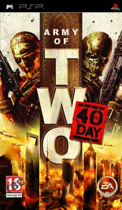 Army Of Two: The 40th Day (EU)