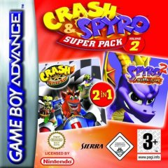 Crash & Spyro: Super Pack 2 (EU)