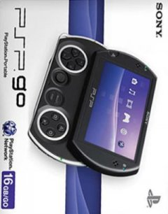 PSP Go [Piano Black]