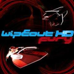 Wipeout HD Fury (EU)
