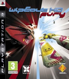Wipeout HD / Wipeout HD Fury (EU)