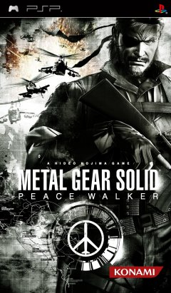 Metal Gear Solid: Peace Walker (EU)