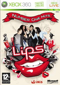 Lips: Number One Hits (EU)