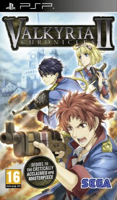 Valkyria Chronicles II (EU)