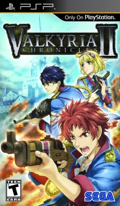 Valkyria Chronicles II (US)