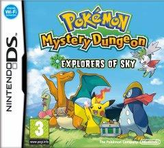 Pokémon Mystery Dungeon: Explorers Of Sky (EU)