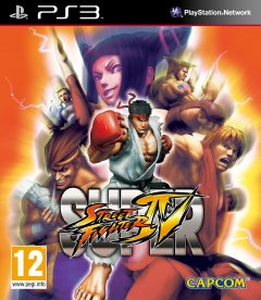 Super Street Fighter IV (EU)