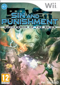 Sin And Punishment: Successor Of The Skies (EU)