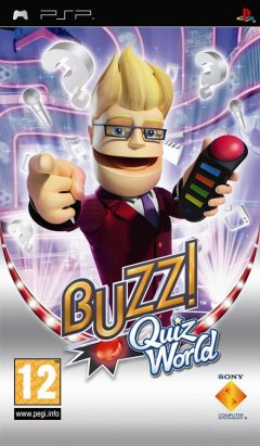Buzz! Quiz World (EU)