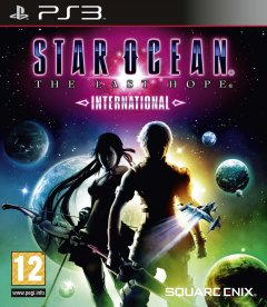 Star Ocean: The Last Hope: International (EU)
