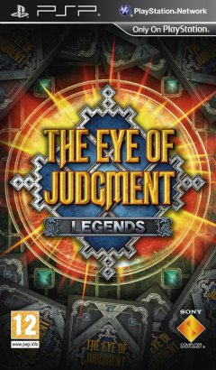 Eye Of Judgment, The: Legends (EU)