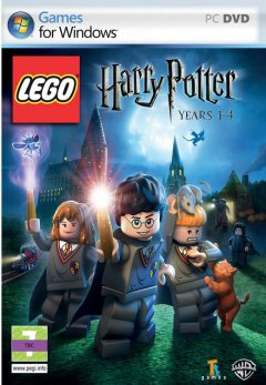 Lego Harry Potter: Years 1-4 (EU)