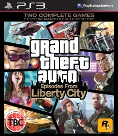 Grand Theft Auto: Episodes From Liberty City (EU)