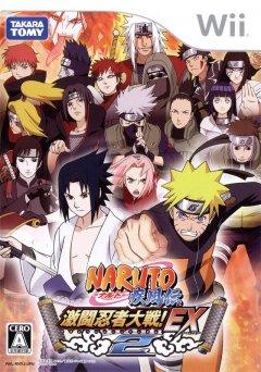 Naruto Shippuden: Gekitou Ninja Taisen EX 2 (JAP)