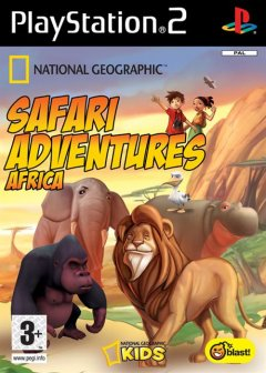 Safari Adventures: Africa (EU)