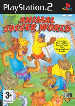 Animal Soccer World (EU)