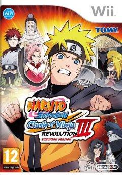 Naruto Shippuden: Clash Of Ninja Revolution 3 (EU)