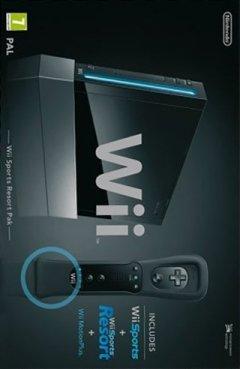 Wii [Black]
