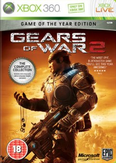 Gears Of War 2: Game Of The Year Edition (EU)