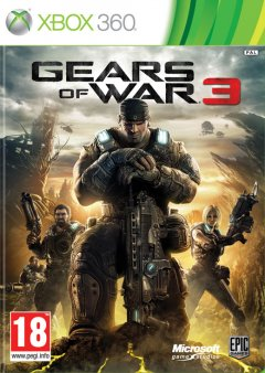 Gears Of War 3 (EU)