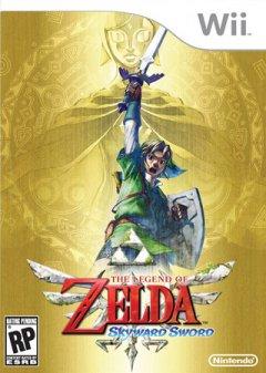 Legend Of Zelda, The: Skyward Sword (US)