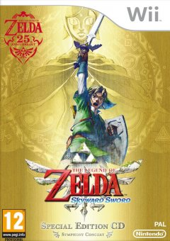 Legend Of Zelda, The: Skyward Sword (EU)