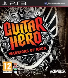 Guitar Hero: Warriors Of Rock (EU)