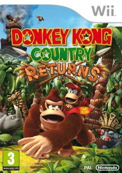 Donkey Kong Country Returns (EU)