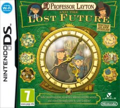 Professor Layton And The Lost Future (EU)