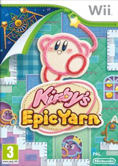 Kirby's Epic Yarn (EU)