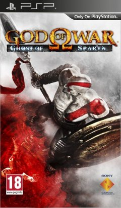 God Of War: Ghost Of Sparta (EU)