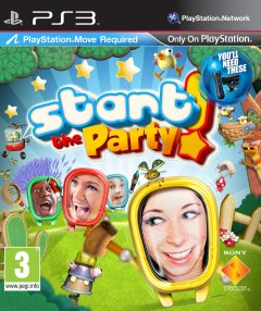 Start The Party (EU)