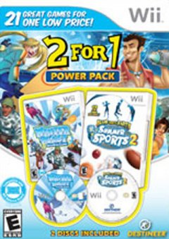 <a href='http://www.playright.dk/info/titel/2-for-1-power-pack-winter-blast-+-summer-sports-2'>2 For 1 Power Pack: Winter Blast / Summer Sports 2</a> &nbsp;  19/30