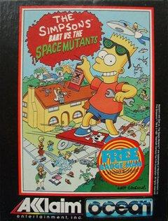 Simpsons, The: Bart Vs. The Space Mutants (EU)