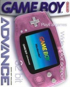Game Boy Advance [Fuschia]