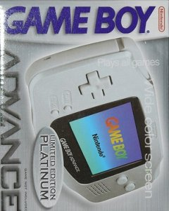 Game Boy Advance [Platinum]