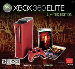 Xbox 360 Elite [Limited Edition]