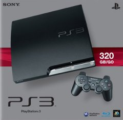 PS3 Slim [320 GB]