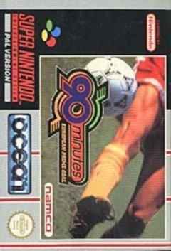 <a href='http://www.playright.dk/info/titel/90-minutes-european-prime-goal'>90 Minutes: European Prime Goal</a> &nbsp;  8/30