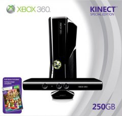 Xbox 360 S [250 GB Kinect Special Edition]