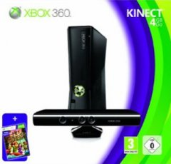 Xbox 360 S [4 GB Kinect Special Edition]