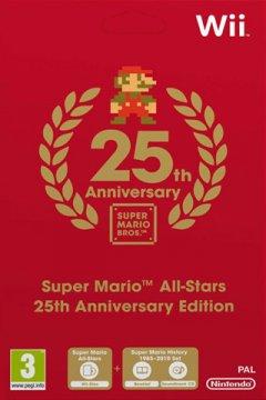 Super Mario All-Stars: 25th Anniversary Edition (EU)